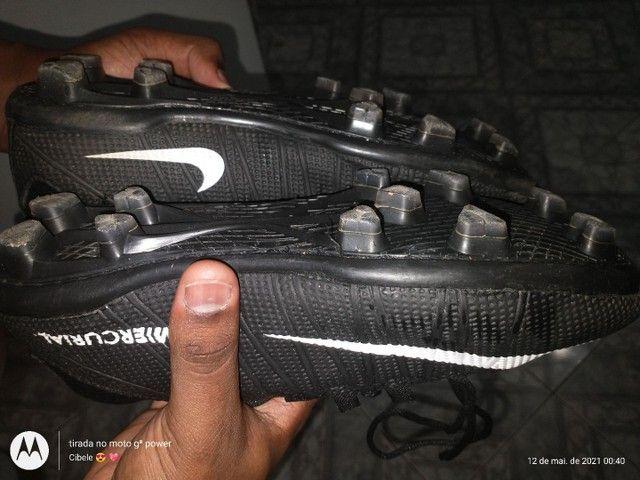 Chuteira da Nike de birro - Foto 4