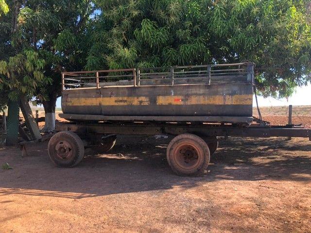 Vendo tanque 9 mil litros - Foto 2