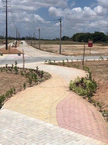 LOTES PARA CONSTRUÇÃO IMEDIATA AS MARGENS DA AV. PRINCIPAL COM PARCELAS DE 179  - Foto 9