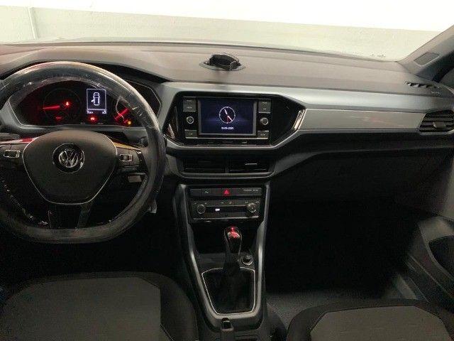 Volkswagen T-Cross 1.0 Tsi - 2020 - Foto 7