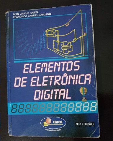 Elementos De Eletrônica Digital 33ª Edição