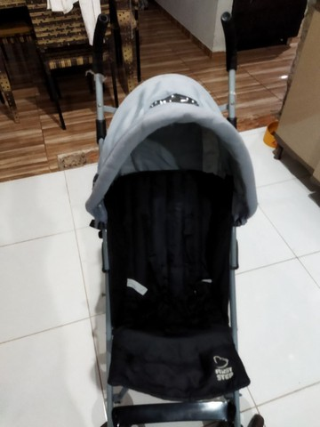 Carrinho para bebê First steps - Foto 3