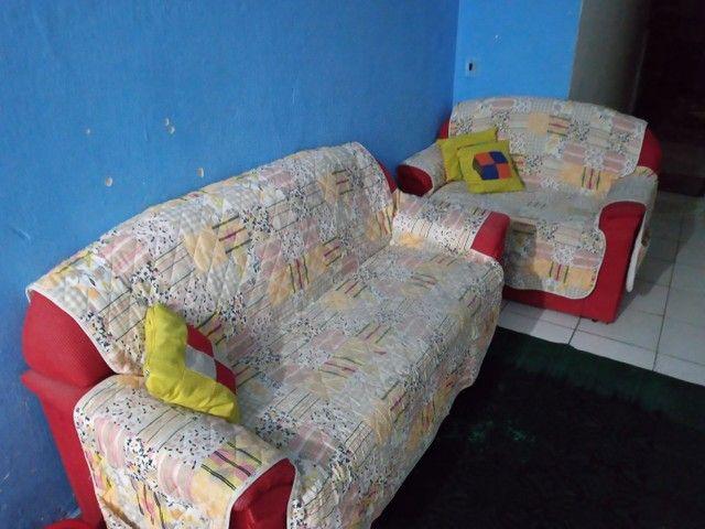 Vendo Jogo De Sofa  - Foto 2