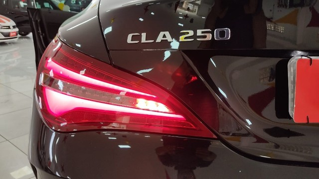 Mercedes-Benz CLA 250 Sport 2.0 Top de linha Teto panorâmico - Foto 9