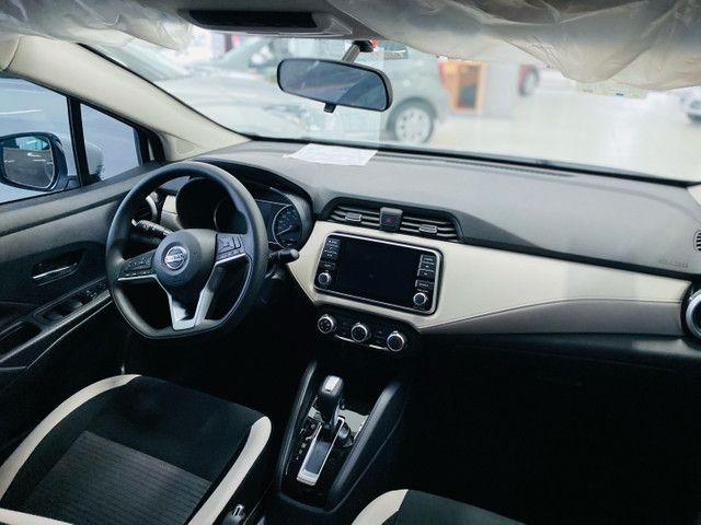 Novo Nissan Versa Advance CVT 2021 0km - Foto 4