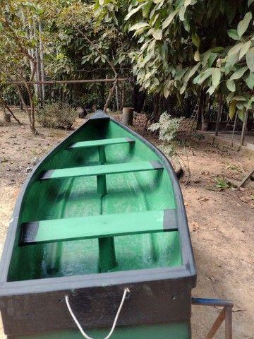 Fabricação de Canoas em fibra de vidro - Foto 2