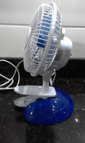 Ventilador Mini de mesa Ventisol. - Foto 2