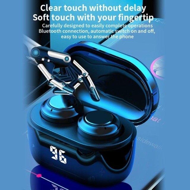 Fone Bluetooth A6 Entrega gratis, 3x sem Juros - Foto 4