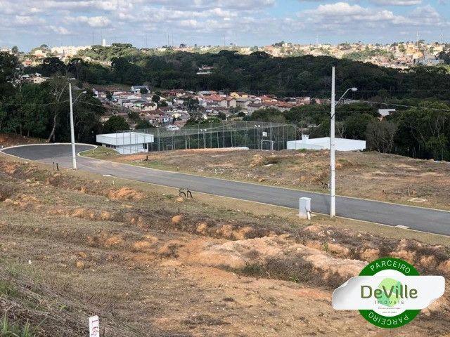 Terreno em Condomínio Alto Padrão - Próx. ao Parque Tingui - Entr. R$12.600 + Parcelas - Foto 2