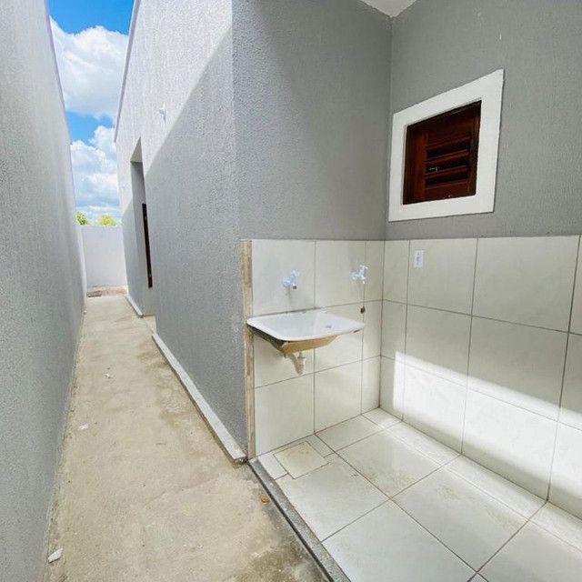 Casa Com Fino Acabamento 10min De Messejana  - Foto 5