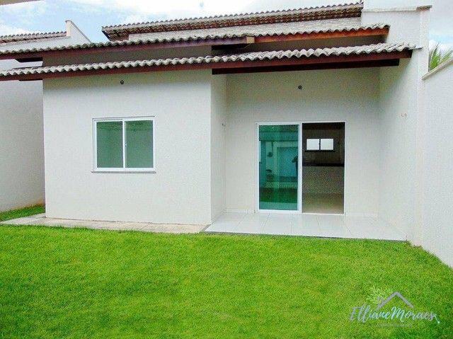 Casa com 3 dormitórios à venda, 83 m² por R$ 230.000,00 - Lagoinha - Eusébio/CE - Foto 2