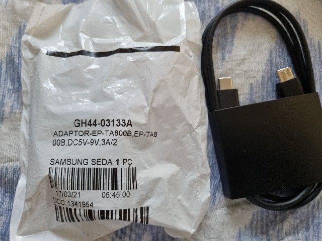 Acessórios Samsung - smart tag - carregador - cabo de dados - Foto 2