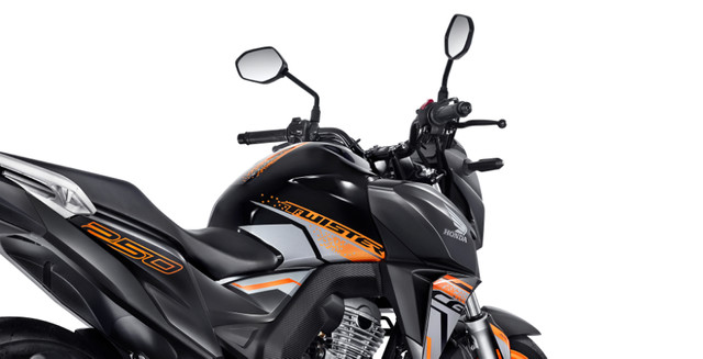 Motocicleta Honda Cb 250 twister - Foto 2