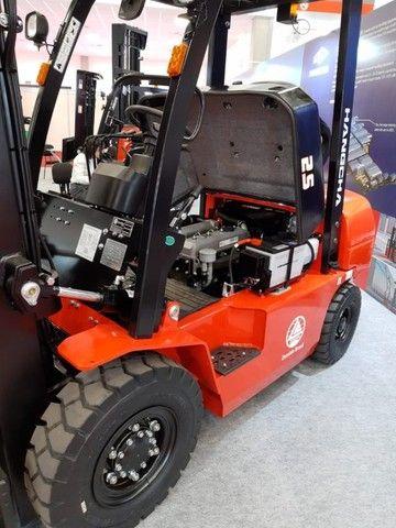 Empilhadeira Diesel 2,5 toneladas   Nova  - Foto 5