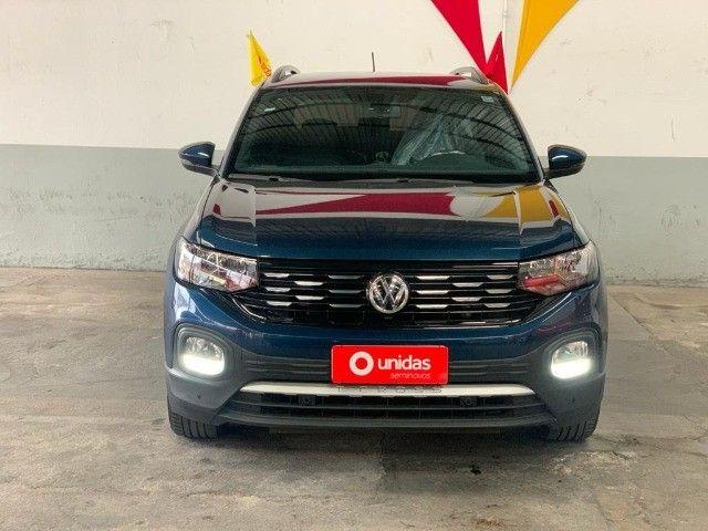 Volkswagen T-Cross 1.0 Tsi - 2020 - Foto 2