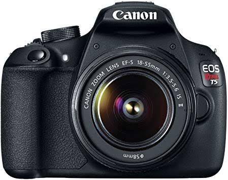 Câmera Profissional: Canon Rebel EOS T3 - Foto 5