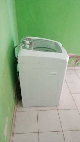 Maquina de lavar ,nunka foi usada tá  novinha . Venha logo conferir   - Foto 3