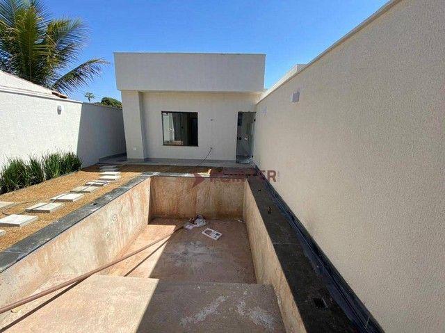 Casa com 3 dormitórios à venda, 146 m² por R$ 550.000,00 - Jardim Presidente - Goiânia/GO - Foto 20