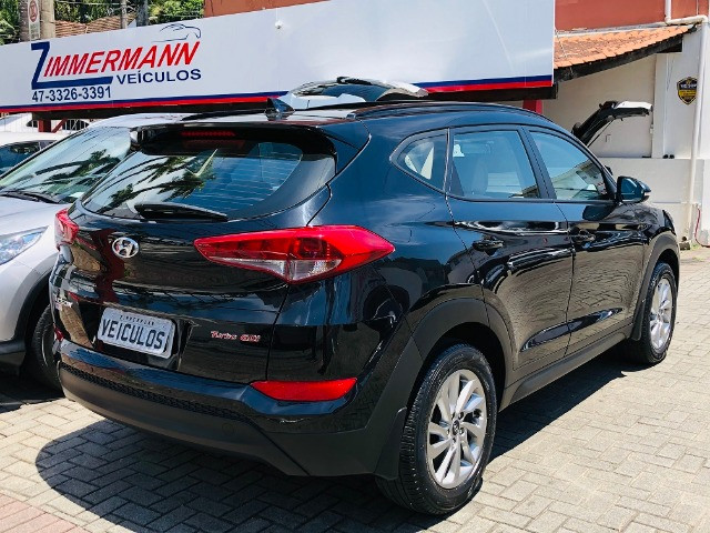 Hyundai Tucson Gls 1.6 turbo 2018 único dono - Foto 10