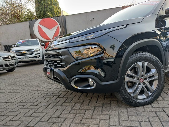 Fiat Toro Freedom Diesel 4x4 !! Baixo km!! Garantia de Fabrica !! - Foto 5