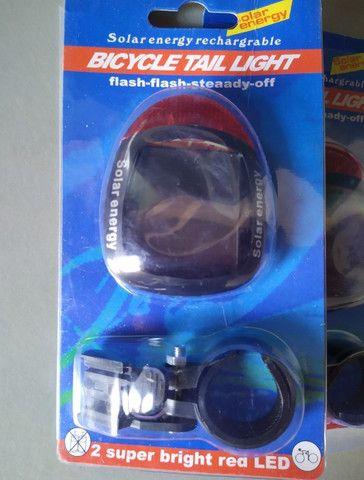 Luz Solar para Bike - Foto 4