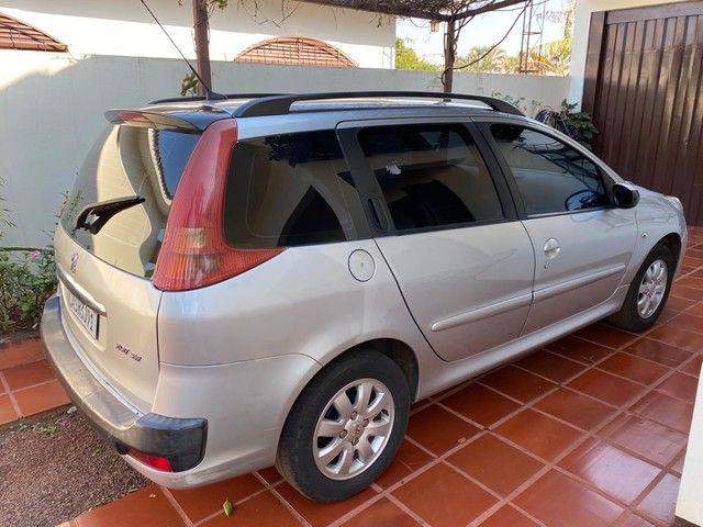 Peugeot 207 SW XR S prata
