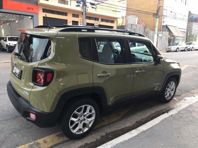 Jeep - Renegade Longitude 1.8 Aut - 2016 - Foto 8