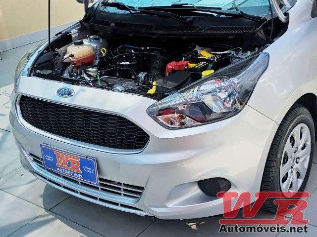 Ford Ká SE 1.0 Flex Completo, Único Dono! - Foto 8