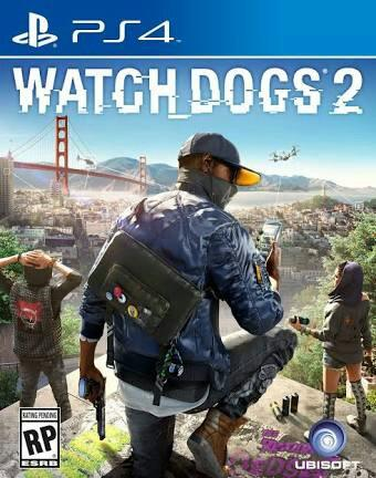 Conpro watch dogs 2 ps4