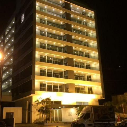 Alugo apartamento alto padrão - Residencial Vasco da Gama