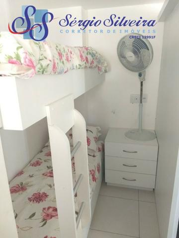 Cobertura duplex no condominio Parque das Ilhas, Porto das Dunas - Foto 4