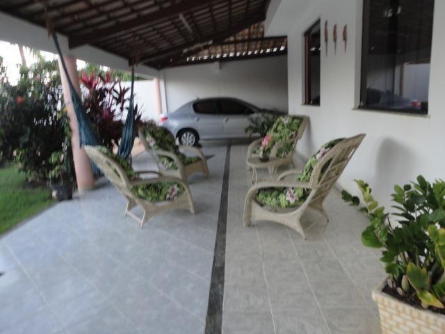 Linda casa por temporada com piscina na Aruana com 4/4 ? CA 408 - Foto 3