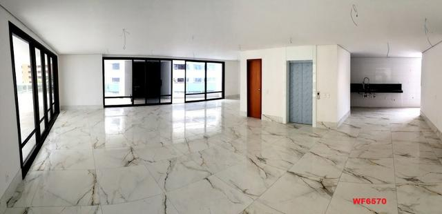 Palmares, apartamento no Meireles, vista mar, 4 suítes, 5 vagas, lazer completo - Foto 3
