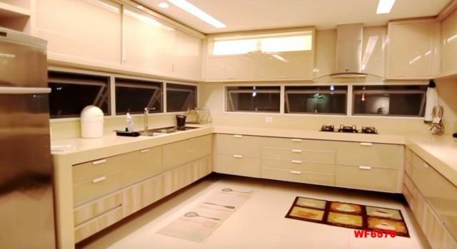 Mansão em Fortaleza, casa duplex nas Dunas, 4 suítes, gabinete, bairro de Lourdes - Foto 14