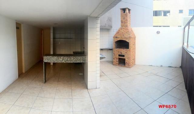 Les Places, apartamento no Cocó, 3 suítes, 3 vagas, próximo shopping rio mar, cidade 2000 - Foto 12