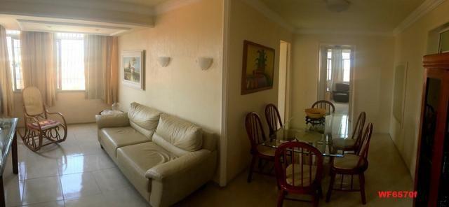 Liege, Apartamento com 3 quartos, dependência completa, quadra, próximo 13 de maio - Foto 2