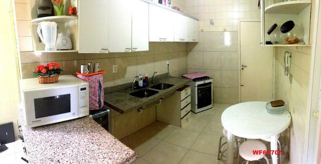 Liege, Apartamento com 3 quartos, dependência completa, quadra, próximo 13 de maio - Foto 3