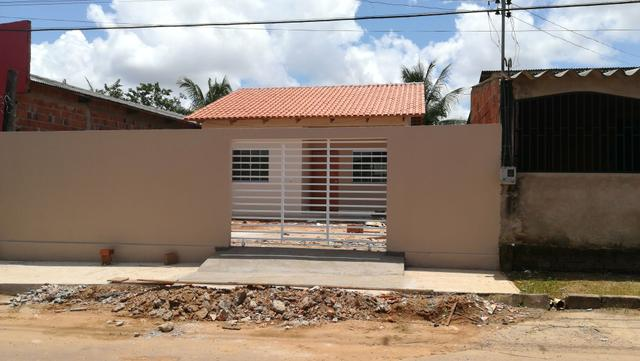 Casa nova - Tancredo Neves (Saia do aluguel)
