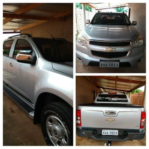 S10 LS FLEX 2013/2013 Cab Dupla R$ 56.000,00 avista