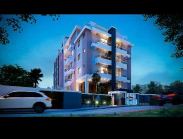 Apartamento com 2 dormitórios à venda, 106 m² por R$ 530.450 - Costa e Silva - Joinville/S