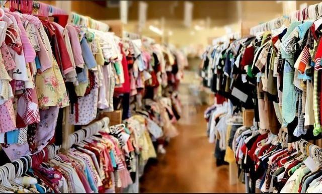 Ótima oportunidade lote de roupas infantil menino menina verão inverno