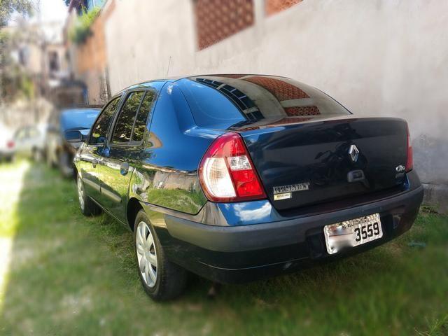 Clio sedan 1.6 2006 Completo - Foto 7