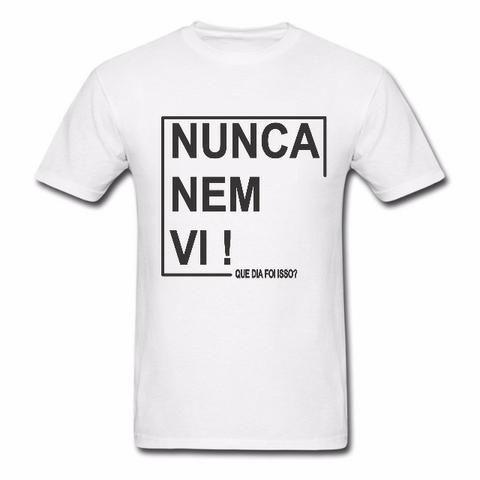 Camisetas Estampadas - Roupas e calçados - Dracena f8e6fd2b869