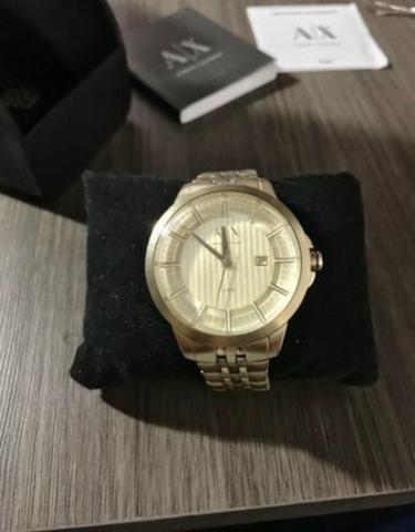 bccfa4724b2 Relógio Armani ORIGINAL - Bijouterias