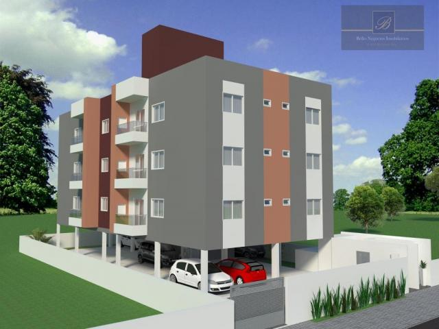 Apartamento residencial à venda, Iririú, Joinville. - Foto 6