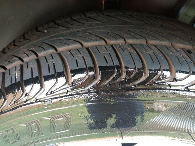 Saveiro 1.6 ap original a alcool pneus novos revisada inteira valor R$15.900 - Foto 4