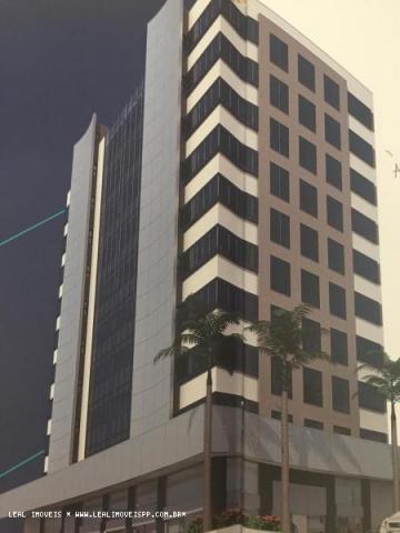 Sala comercial para locação em presidente prudente, edificio torres empresarial washington