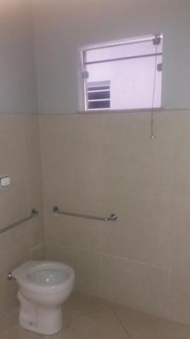 Sala comercial para locação em presidente prudente, vila sao jorge, 1 banheiro