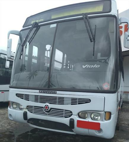 Ônibus urbano Marcopolo Viale OF 1722