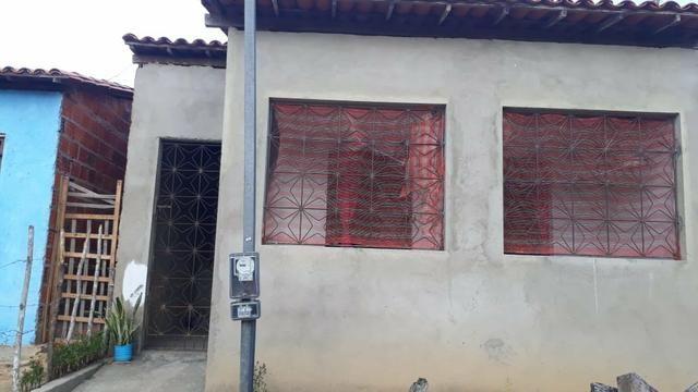 Vendo uma casa em São Bento do inháta